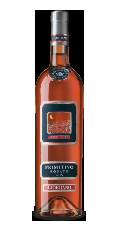 Giordano Wines Primitivo Rosato Puglia 2015