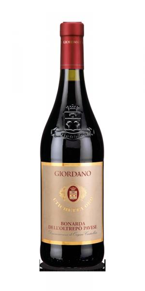 Giordano Wines Bonarda DOC 2015 Oltrepò Pavese