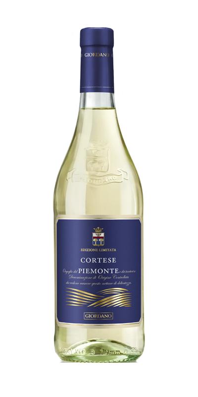 Wines Cortese DOC Piemonte 2015