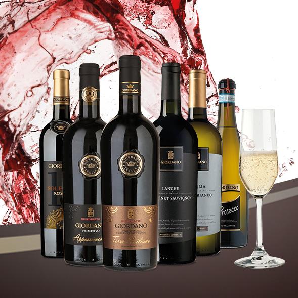 Giordano Wines The strong Twelve