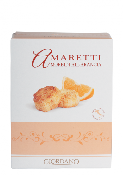 Amaretti all'Arancio