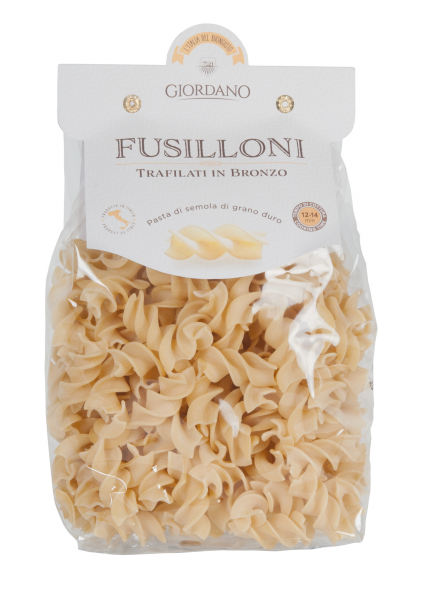 Fusilloni Bronze-Drawn Pasta