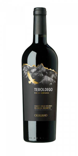 Teroldego IGT Vineyards of the Dolomites