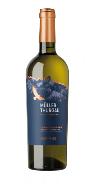 Müller Thurgau IGT Vineyards of the Dolomites