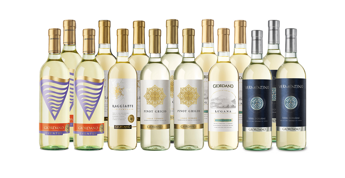 The White Wine Selection